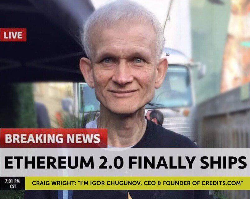 The year is 2049. Ethereum 2.0 finally ships - ethtrader